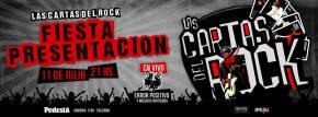 |ENTREVISTA| LAS CARTAS DELROCK
