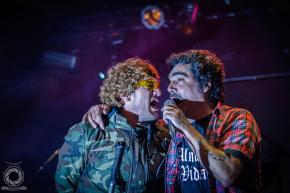 La Mississippi abrió su serie de shows en homenaje al rock nacional en TheRoxy