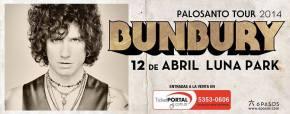 |AGENDA| Enrique Bunbury en el LunaPark