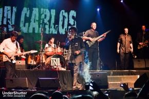 Don Carlos junto a Nonpalidece enGroove