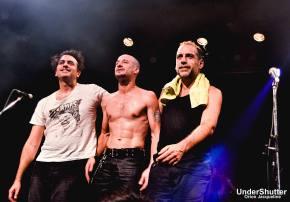 Acorazado Potemkin dio su primer show del año en elUniclub