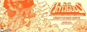 Los Antiguos presentan nuevo disco enUniclub!