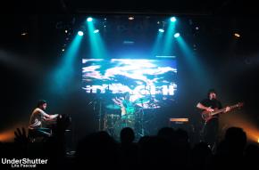 Sur Oculto en The Roxy Live: Con el volumen atope