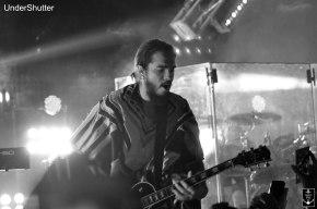Tokio Hotel se presentó en el LunaPark