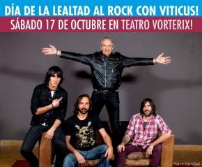 |AGENDA| Dia de la lealtad al rock conViticus!