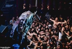 |FOTOS| Viejas Locas en el Salón RockSur