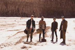 Los Asteroids presentan su nuevo disco en TeatroSony