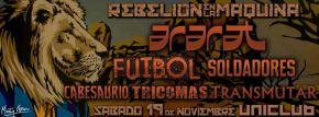 El Festival Rebelión en la Máquina cierra el año enUniclub
