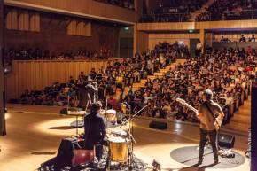 Massacre lleva la psicodelia al Teatro GranRivadavia