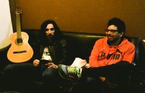 """Audión: """"El concepto que tenemos es musical y el de tres muchachos experimentados que están haciendo temas ydisfrutando"""""""